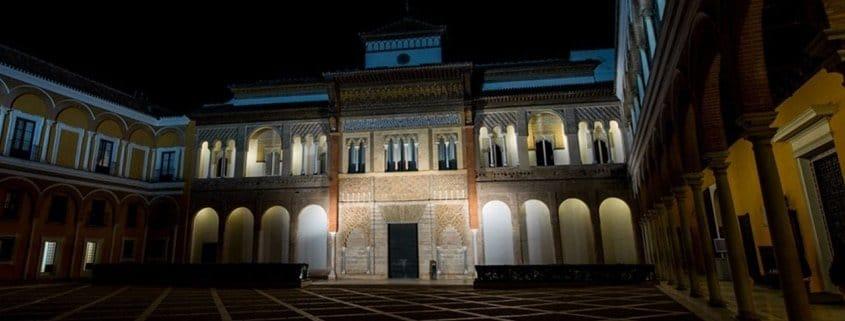 Visitas nocturnas Alcázar