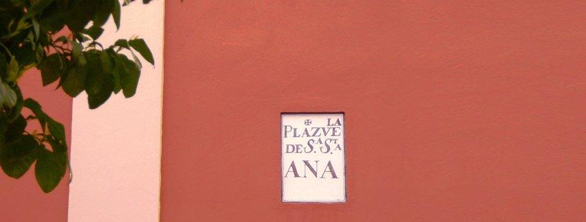 Cosas que hacer en Sevilla: Al otro lado del río. Velá de Santa Ana en Triana.