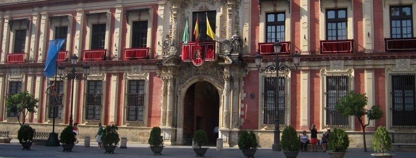 Visitas culturales Sevilla: El Palacio Arzobispal