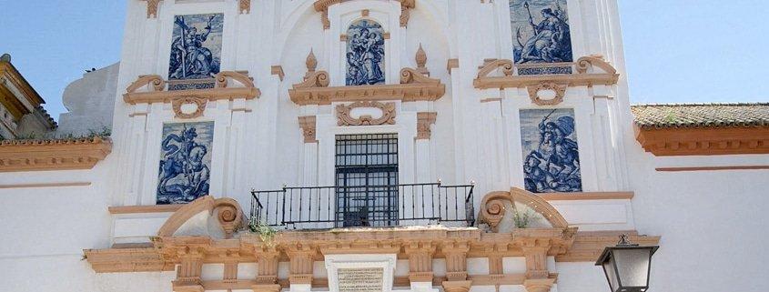 Pinturas sorprendentes de Sevilla: Los Jeroglíficos de las postrimerías