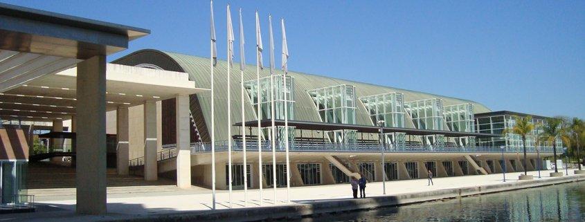 El pabellon de la Navegacion. Nuevo museo en Sevilla