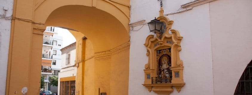 Arco del Postigo y Atarazanas