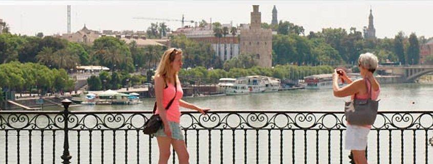 El Congreso bienal de las agencias de turismo americanas, en Sevilla en 2016