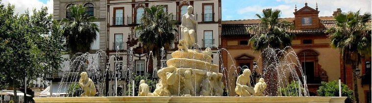 Rincones de Sevilla: El entorno de la Puerta Jerez