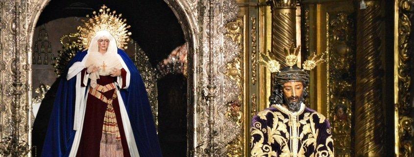 Vía Crucis Sevilla