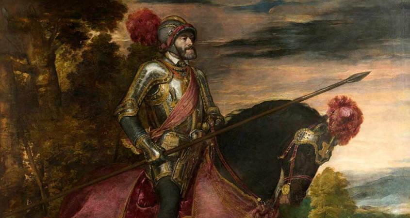 ¿Quién era el emperador Carlos?