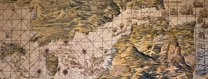 El emperador, el sultán y el extraño mapa de los Reales Alcázares
