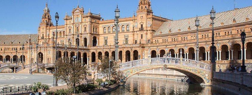 Visitar la Plaza de España en Sevilla