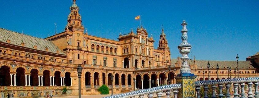 Visita Plaza España Sevilla