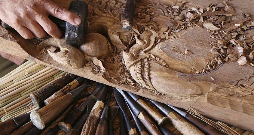 Por qué la madera | Martínez Montañés