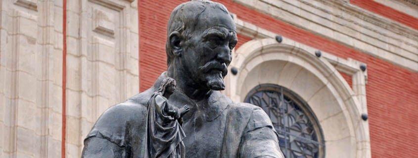 Juan Martínez Montañes, o el Dios de la madera