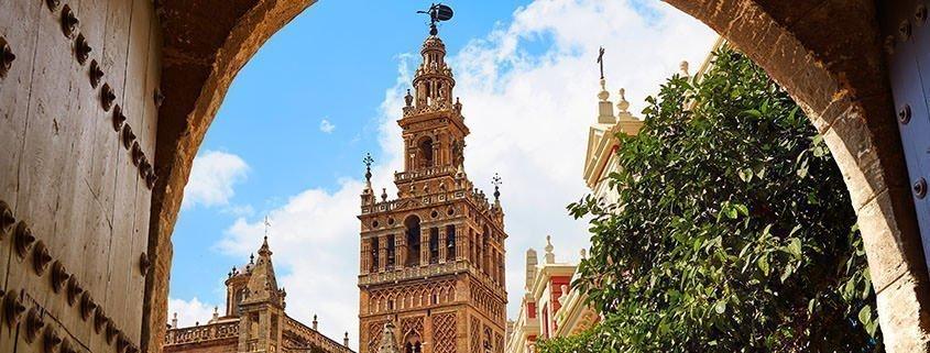 Plazas de Sevilla
