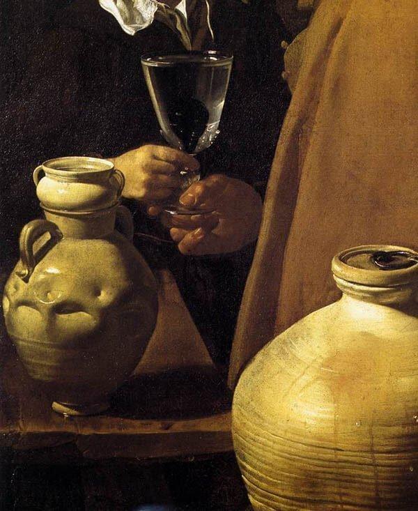 Qué obras famosas pintó Velázquez en esta etapa