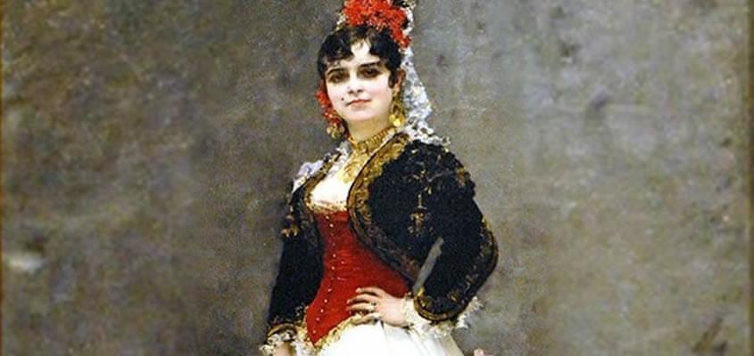 Carmen La Cigarrera | Mujeres ilustres de Sevilla