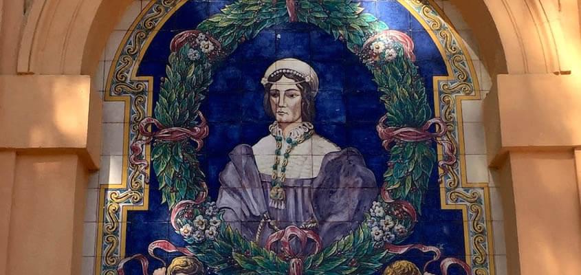 Catalina de Ribera | Mujeres ilustres de Sevilla