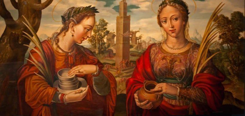 Mujeres ilustres de Sevilla | Mujeres ilustres de Sevilla