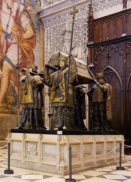 San Cristóbal en Sevilla