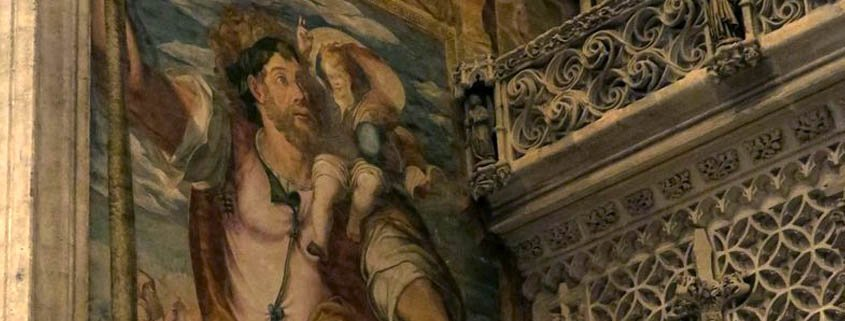 San Cristóbal, patrón de los viajeros