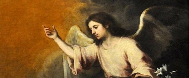 Los 3 arcángeles: Miguel, Rafael y Gabriel