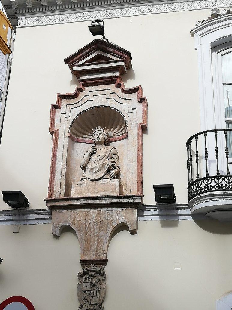 Leyendas de Sevilla 1. La Cabeza del Rey don Pedro, una historia de duelos