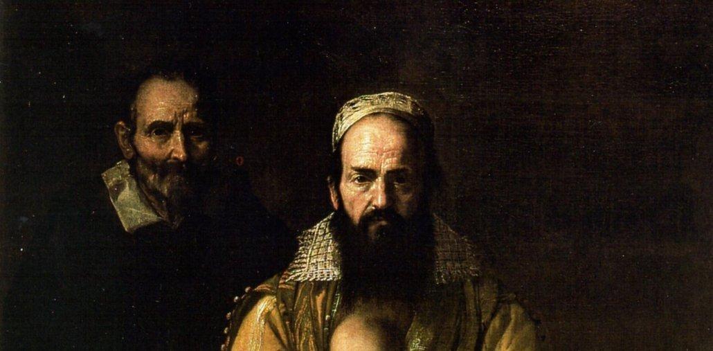 Sin duda la pintura más sorprendente de Sevilla