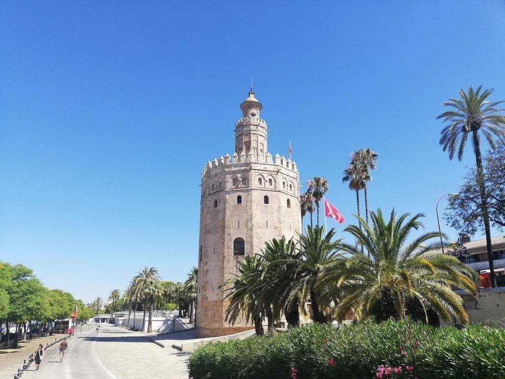 Historia de Sevilla 3. La Sevilla musulmana