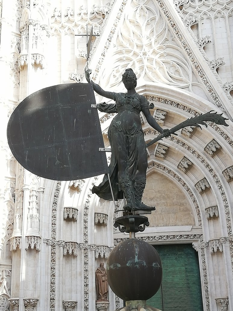 "History of Seville 5. The 16th century, the ""Golden Age"""