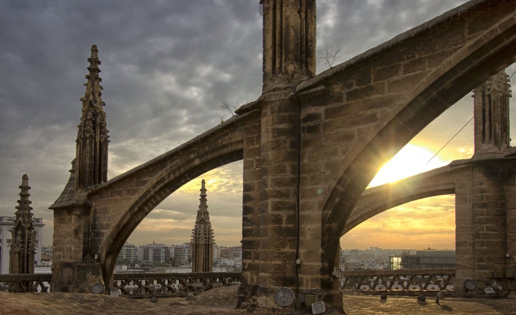 Seville Virtual Tours. Learn History and get to know the city of Seville with my tours on-line