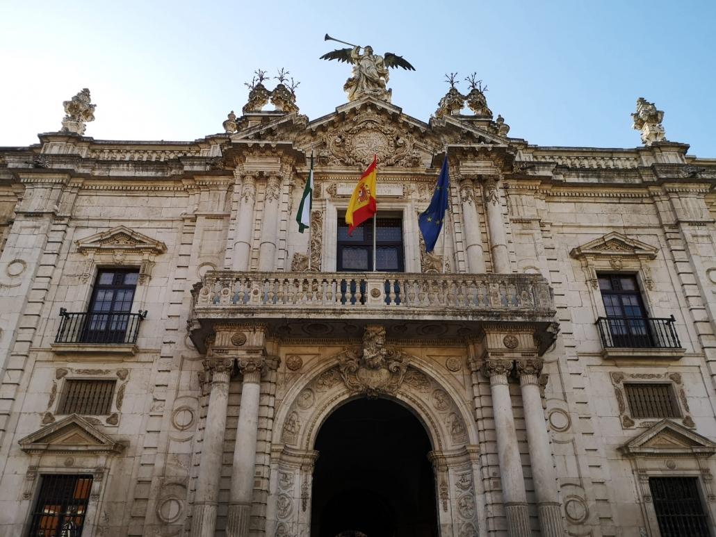 Visite guidée de Séville à vélo. Une matinée à travers Séville I.