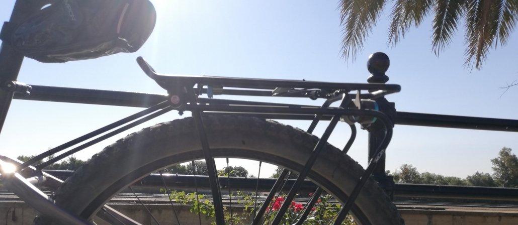 Visite guidée en français à Séville. Une matinée à vélo II