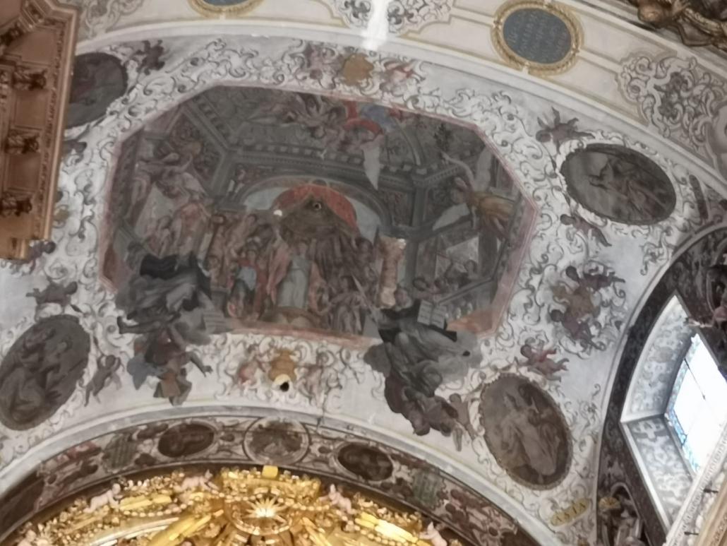 Iglesia de la Magdalena. Sevilla y sus más bellas iglesias 1